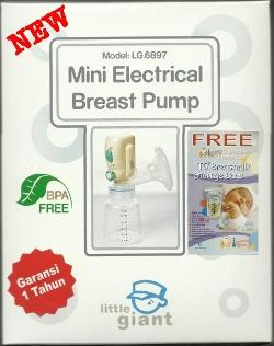 little giant mini electric breastpump