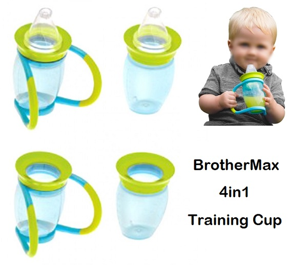 Brothermax 4in1 Training Cup