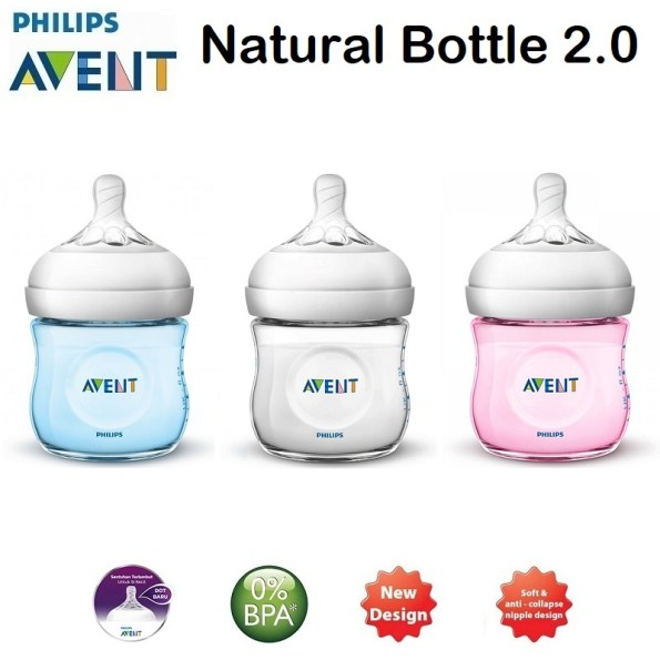 Philips Avent Natural Bottle 2.0