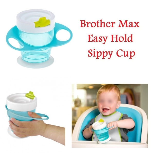 brothermax easy hold sippy cup 1