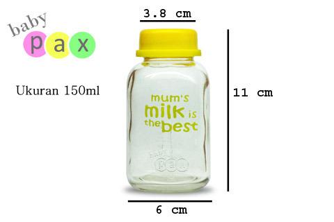 ukuran-botol-babypax