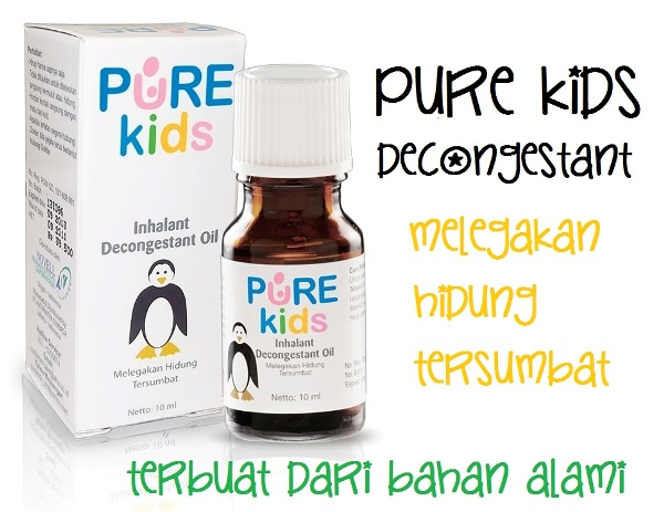 PureKids Inhalant Decongestant Oil
