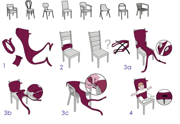 TotSeat Chairs