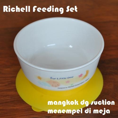 Richell Feeding Set 3