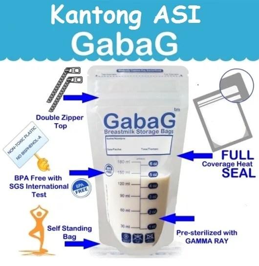 Gabag Kantong ASI, Leak Proof Guarantee
