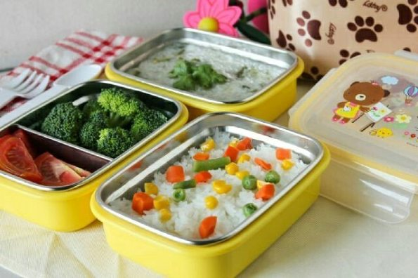 gigbaby lunch box rectangle