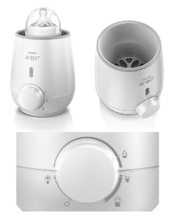 Philips Avent Bottle Warmer SCF355_00
