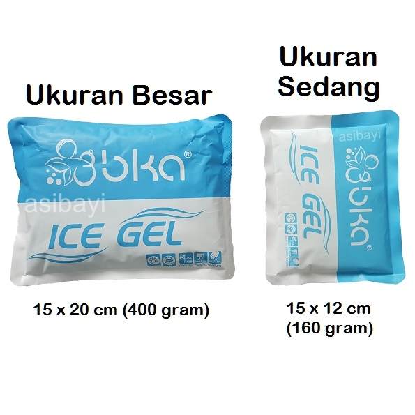 BKA Ice Gel Size