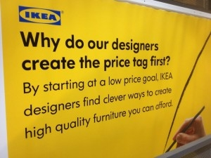 IKEA low price policy