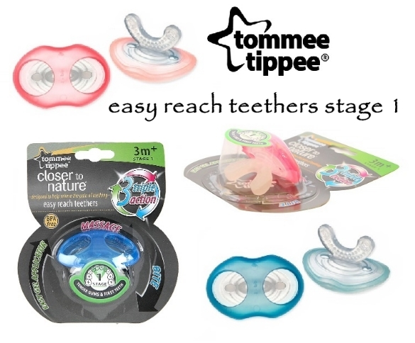 Tommee Tippee Easy Reach Teether Stage 1