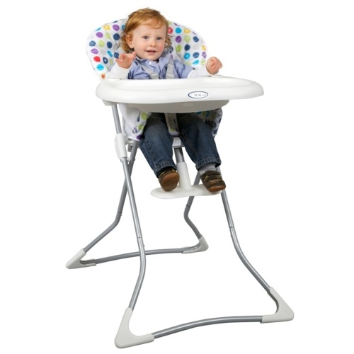 graco high chair tea time