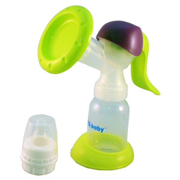 IQ Baby Manual Breastpump Hijau