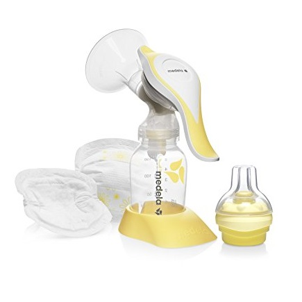 Medela Harmony Pump Feed Set (1)