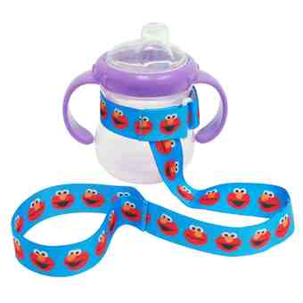 no throw bottle sippy cup (blue)
