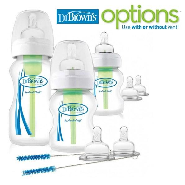 dr browns wideneck options bottle