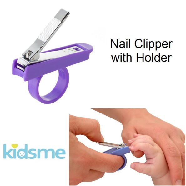 Kidsme Nail Clipper with Holder