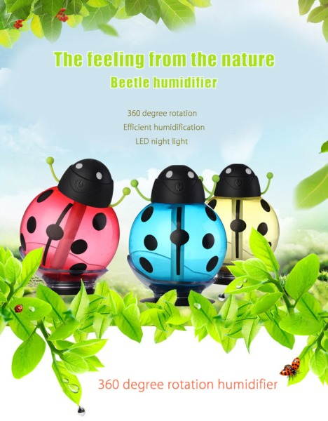 Beetles Ultrasonic Humidifier