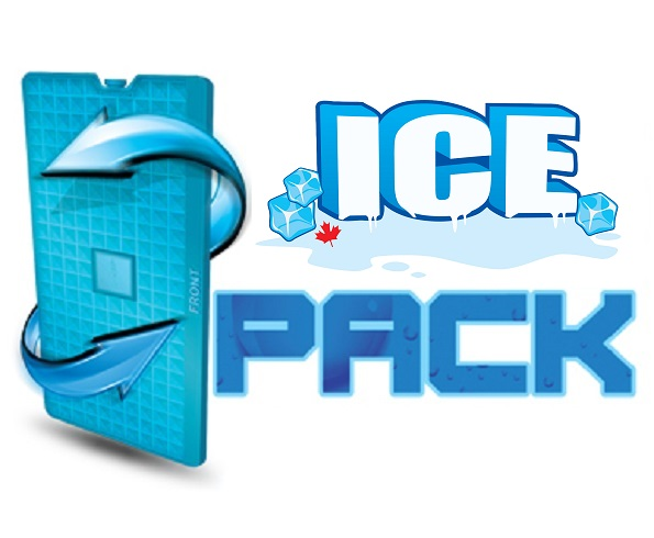 Ice Pack Lokal
