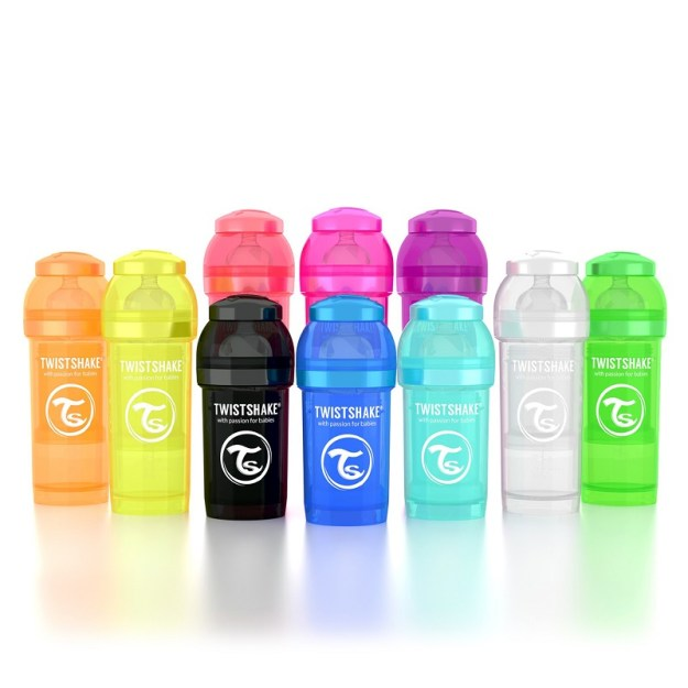 Twistshake All in One Baby Bottle