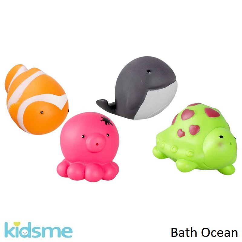 kidsme bath ocean toys