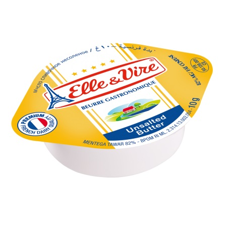 Elle Vire Unsalted Butter