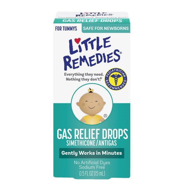 Little Remedies Gas Relief Drops (1)