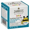 Zarbee's Natural Baby Soothing Chest Rub (3)