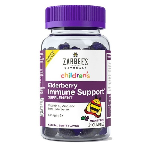 Zarbee's Childrens Elderberry Immune Support