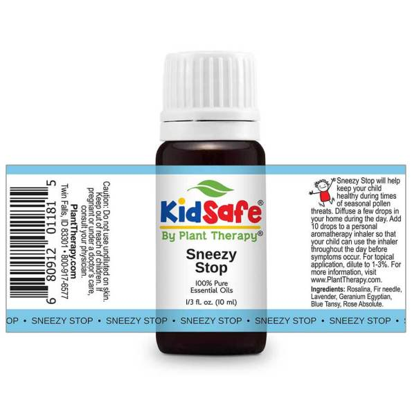 Sneezy Stop KidSafe by Plant Therapy