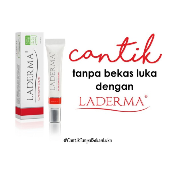 Laderma Scar Repair Cream