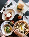 Best Brunch in San Francisco - Contrada Restaurant Review Marina, SF