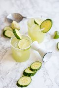Unique Summer Cocktail Recipe - Refreshing Cucumber Margarita