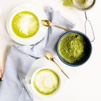 Make a Homemade Matcha Latte