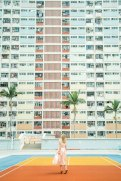 Choi Hung Estate Hong Kong Rainbow Apartments on Instagram