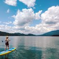 Stand Up Paddleboard Rental Whitefish Lake Montana