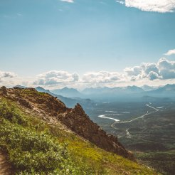 Best Hikes Scenic Views Denali National Park Alaska