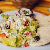 Best Restaurants in Carmel California - Dametra Cafe Mediterranean