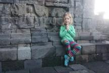 Little Buddha - Borobudur