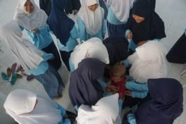muslimisches Internat in Cianjur