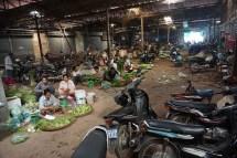 ein ganz normaler Markt, Siem Reap