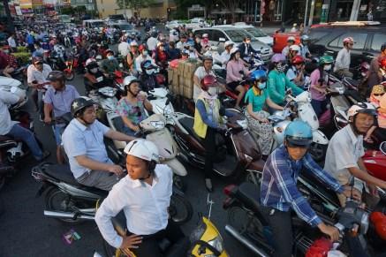 keine Demo, Alltag in Ho-Chi-Minh-Stadt