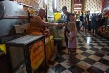 kann nicht schaden - Wat Phanan Choeng, Ayutthaya