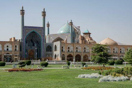 Imam Moschee - Meidan-e Emam, Isfahan