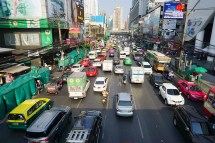 Phetchaburi Rd. - Bangkok