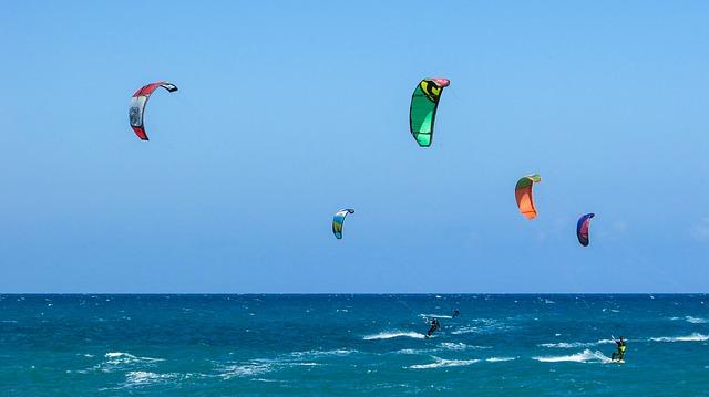 Kitesurf en Cancún