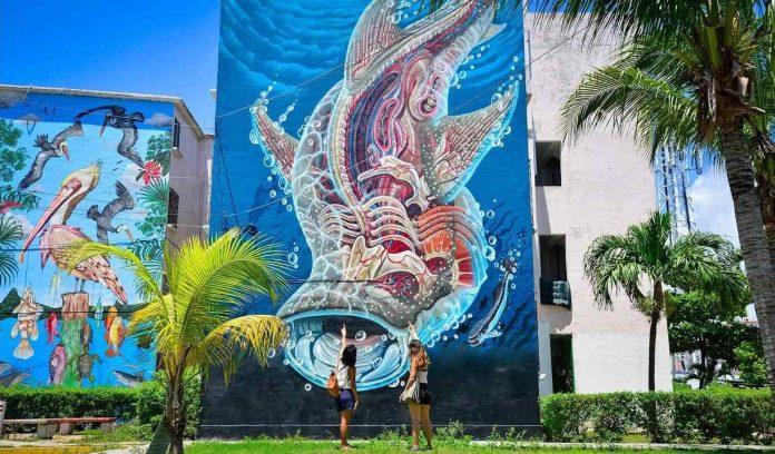 murales en cancun