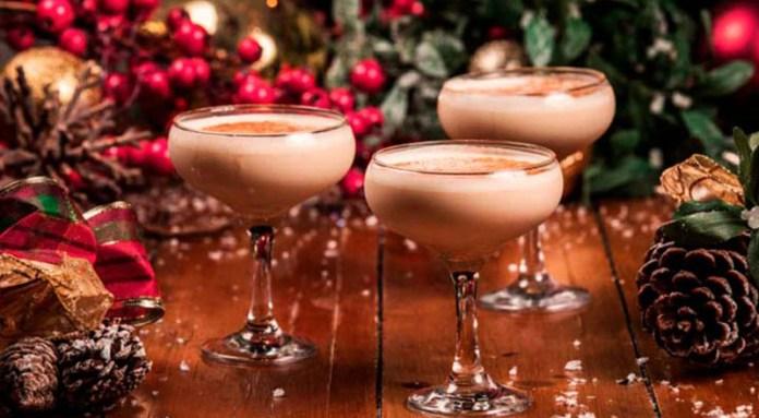 cocteles y bebidas navideñas 2