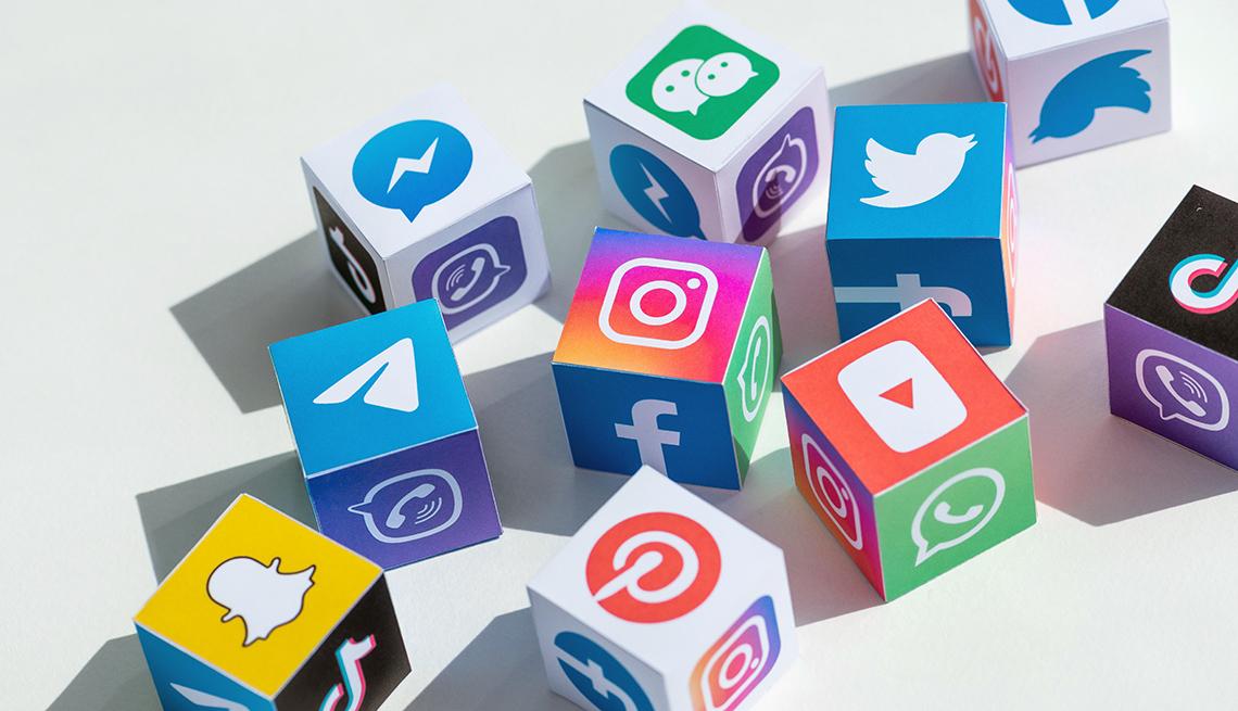 Redes Sociales Con la chispa