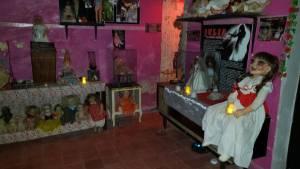 muñecas paranormales