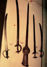 Old Dutch swords